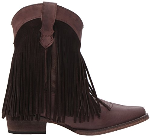 Women's Brown Dylan Boot Roper Work gqSyOwwH