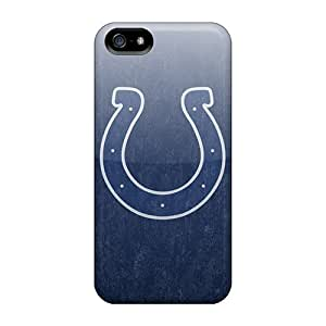 Hot Indianapolis Colts First Grade Tpu Phone Case For Iphone 5/5s Case Cover