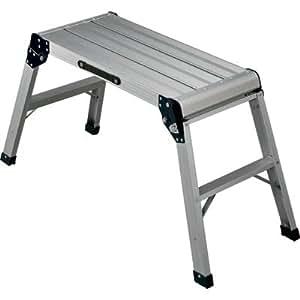 Ironton Folding Aluminum Platform 225 Lb Capacity