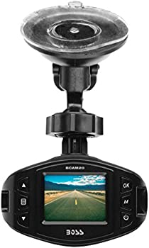 Boss Audio BCAM20 Vehicle Dash DVR System