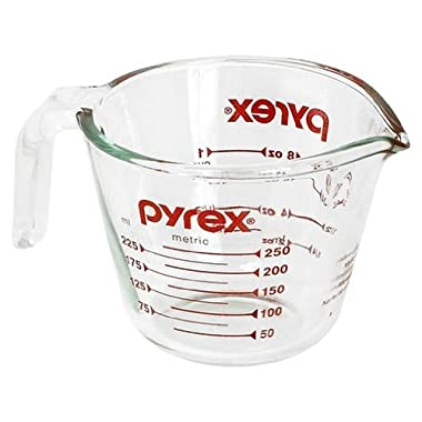 DINNERWARE 6001074 PYREX PREWARE MEASURING 1CUP