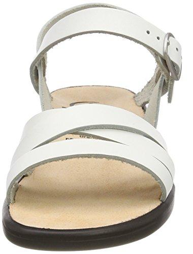 Scarpe Bianco Donna 0200 Sonnica Tacco e Weiss col Ganter zUxOwqCC