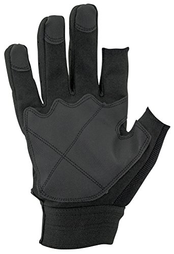 SAS Safety Corp. 6724-23 SAS Safety MX Impact Resistant Glove with Cut-Thumb and Index Finger, Large by SAS Safety (Image #1)