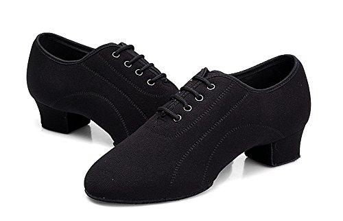 salon Oxford Garçons Chaussures doux femmes Deux de Chaussures 43 danse tissu et black Chaussures danse de latine 27 latine de de Bas points Chaussures danse WX Chaussures de XW danse Hommes wSHqX61H