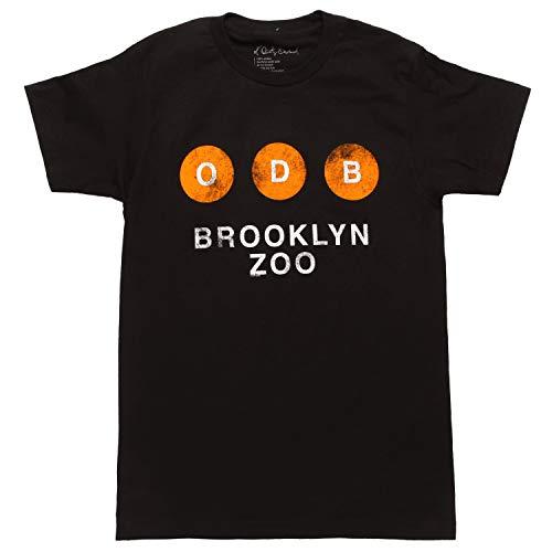 FEA Ol' Dirty Bastard Brooklyn Zoo Men's T-Shirt - Black (Small)