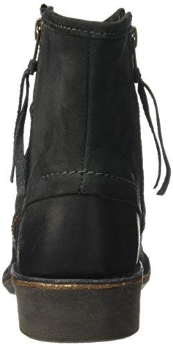 Kickers Groove Soft, Zapatillas de Estar por Casa para Mujer gris