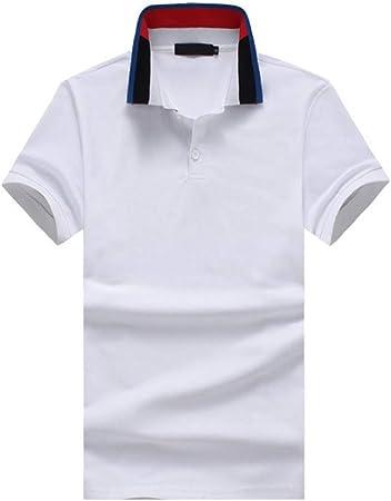 NISHISHOUZI Camisa de Polo Polo Mosaico de Cedro la Moda ...
