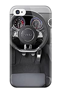 Defender Case For Iphone 4/4s, Audi Shooting Brake X Concept Pattern