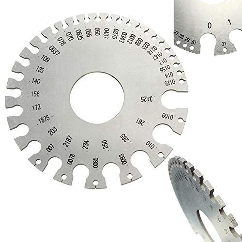 MSOO Sheet Metal Wire Thickness Gauge Stainless SteelSleeve Wire Gauge Diameter from MSOO__Home & Garden