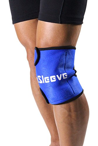 IceSleeve Knee Cold Pack Blue product image
