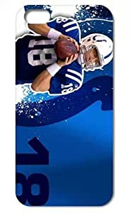 meilinF000The NFL stars Peyton Manning from Denver Broncos team custom design case cover for iphone 4/4smeilinF000