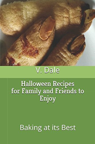 Baking at its best: Halloween Recipes for All the Family to Enjoy! -