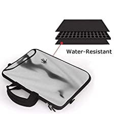Product Description: High Quality Neoprene Laptop Bag Sleeve. 1.Material: ECO-Friendly soft Neoprene material, light-weight, super soft, waterproof, breathable. Give your laptop full protection. 2. Design Shape: Fashion artwork Images design ...
