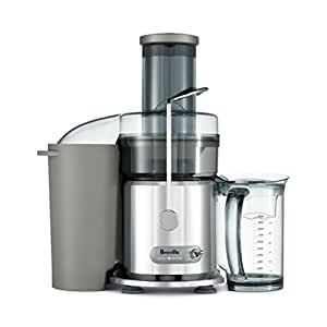 Breville BJE410CRO Juice Fountain Plus, Chrome