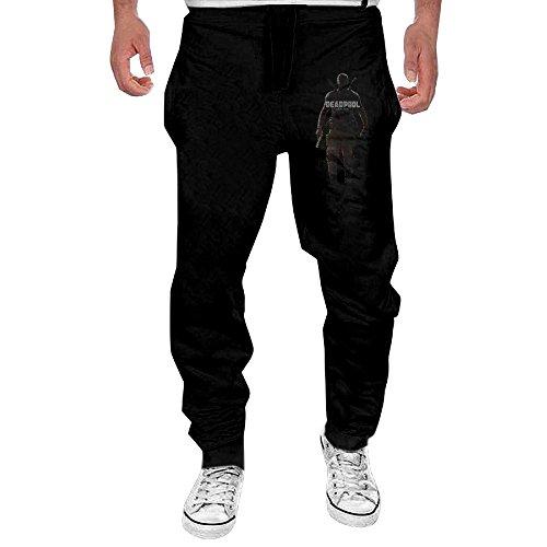 Deadpool Weapon Kit (Kid Deadpool Ryan Reynolds Sweatpants Cool Pants)