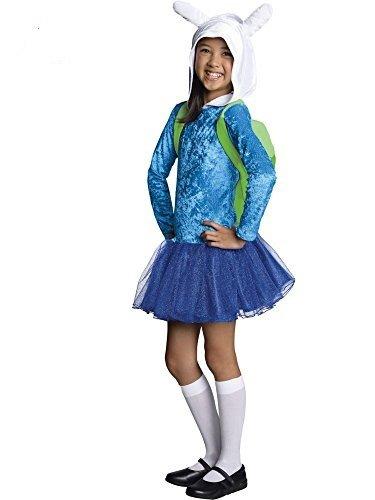 Adventure Time Fionna Girl Child Halloween