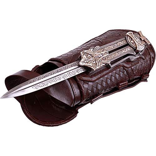 Palamon Assassin's Creed Aguilar's Hidden Blade Costume Accessory