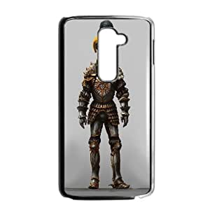 Knight Of The Blazing Sun Warhammer 0 Game LG G2 Cell Phone Case Black PhoneAccessory LSX_909150