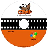 """NEW"" Gimp 2.8.16 Image / Photo Editing Software for Windows on CD - 2016 - Corel 