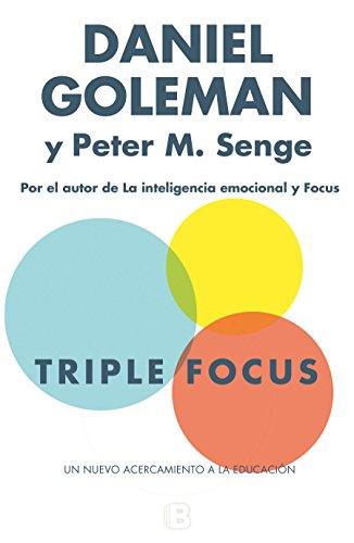 Triple Focus (Spanish Edition) [Daniel Goleman] (Tapa Blanda)