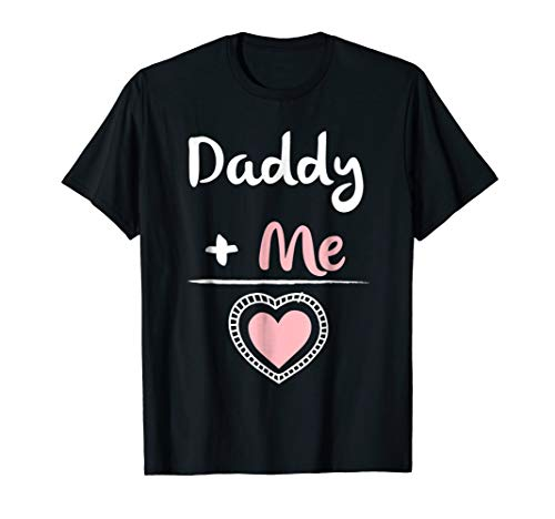 Tee Damiana (Valentine's Day Daddy + and Me Is Pink Love Shirt)
