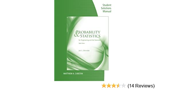 Amazon student solutions manual for devores probability and amazon student solutions manual for devores probability and statistics for engineering and science 8th 9780840065391 jay l devore books fandeluxe Image collections