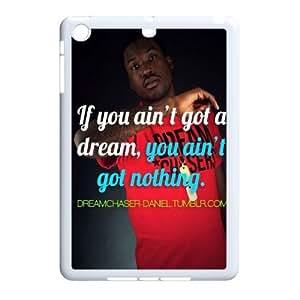 LSQDIY(R) Meek Mill iPad Mini Plastic Case, Personalised iPad Mini Case Meek Mill