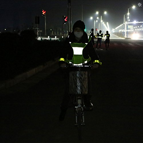 Night Running Reiten Reflektierende Weste