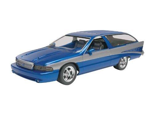 - Revell Alternomad Caprice Plastic Model Kit