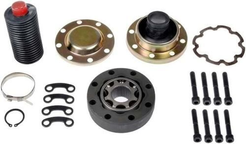DTA D1932306K Driveshaft Propshaft joint repair kit, Jeep Wrangler, rear side, OE replacement, Replace Dorman 932-306 Drive Shaft Cv Joint Kit