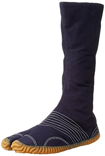 Marugo Tabi Botas Ninja Zapatos Jikatabi (outdoore Tabi) Jog Jika 12 Navy