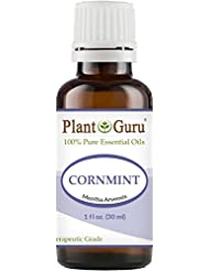 Cornmint Essential Oil 30 ml. (Japanese Peppermint) 100% Pure Undiluted Therapeutic Grade.