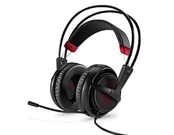 e7b8add6e4d4 Amazon | OMEN by HP Headset with Steelseries (X7Z95AA) [並行輸入品 ...