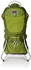 To keep your back, shoulders, and hips from aching when you take your little one for a walk, osprey incorporated their award winning ag (anti-gravity) backpacking suspension system into the poco ag child carrier. Lightweight aluminum stays pr...