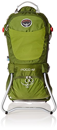Osprey Packs Poco AG Child Carrier, Ivy Green by Osprey