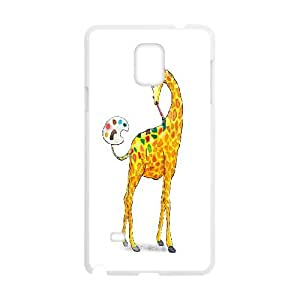 custom samsung galaxy note4 Case, Giraffe cell phone case for samsung galaxy note4 at Jipic (style 1)