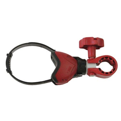 Fiamma 04133‐01‐ Blocca Bici Pro 1, Rosso 04133-01