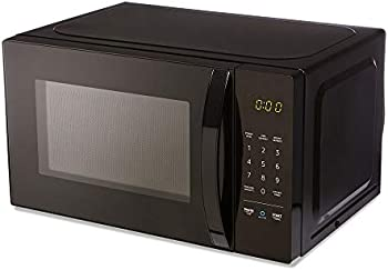 AmazonBasics 0.7 Cu. Ft Compact 700W Voice-Controlled Microwave