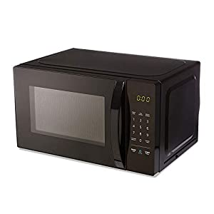 AmazonBasics Microwave, 0.7 Cu. Ft, 700W, Works with Alexa