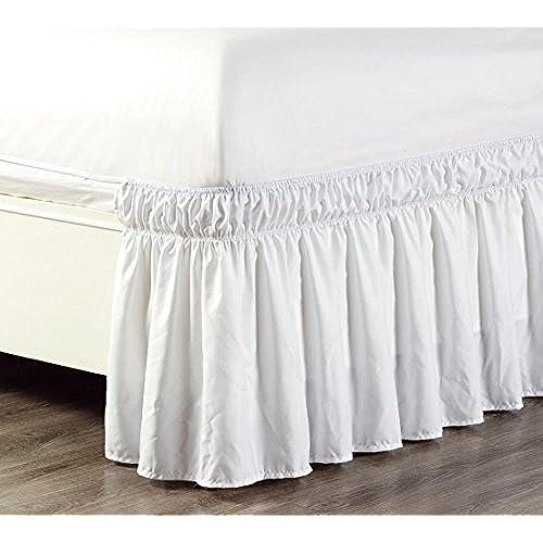 All White Bedding Amazon Com