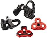 Garmin Vector 2S Power Meter Pedals Black/Silver, 12-15mm Crankarm Width