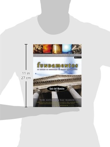 Fundamentos, Guia del Maestro Vol. 2, 11 Verdades Centrales Para Construir tu Vida Sobre (Spanish Edition)