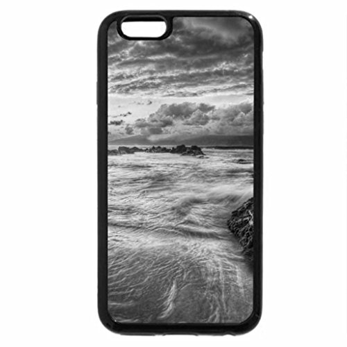 iPhone 6S Case, iPhone 6 Case (Black & White) - the_sun_goes_down