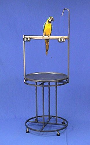 Large Parrot Lookout Bird Playstand; 28