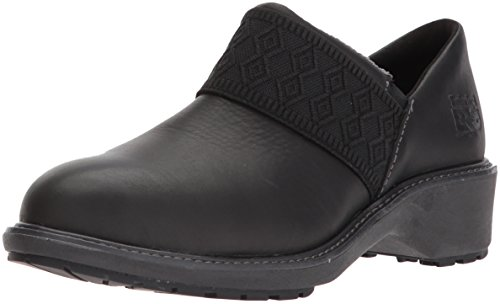 Al Sdp Riveter Black Pro Slipon Shoe Timberland Womens FZqWvAnpI