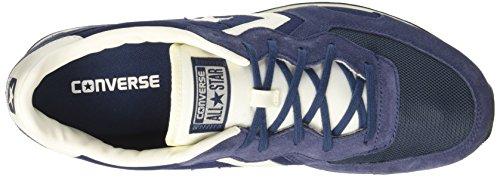 Converse Auckland Racer Ox, Sneaker a Collo Basso Uomo Blu (Navy/Navy/Natural)
