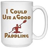 Kayak Paddling %2D I Could Use A Good Pa