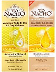 Tio Nacho All Day Volume Natural Lightening Shampoo and Conditioner Duo 14 oz by Tio Nacho