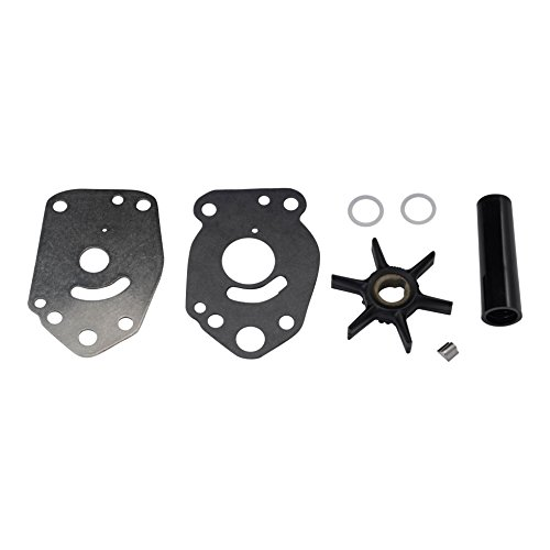 - Quicksilver 42038Q3 Water Pump Impeller Repair Kit - Mercury and Mariner Outboards