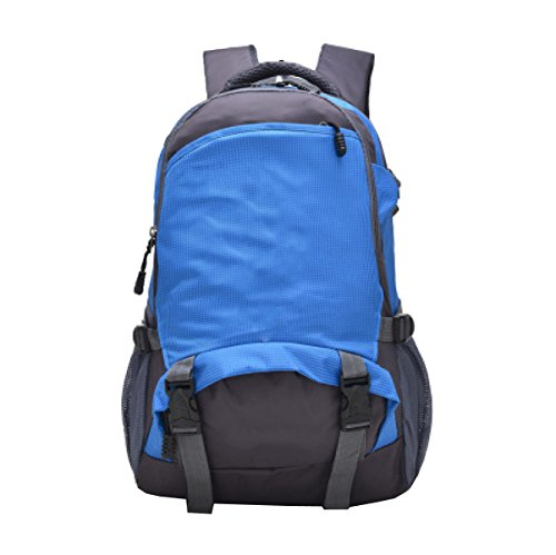 Leisure Travel Bag Blue Mountaineering Shoulder purpose Multi Laidaye Business Outdoor Backpack 5FvIqFnY